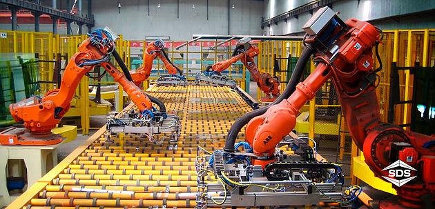 O futuro da Robótica Industrial