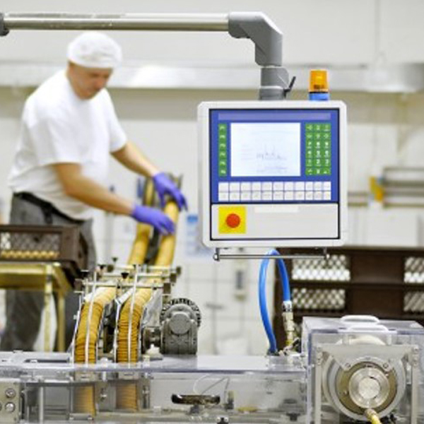 A necessidade de cabos específicos para indústria alimentícia