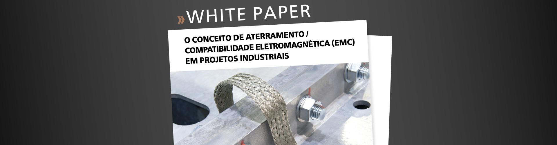 O que deve ser considerado para compatibilidade eletromagnética nas plantas de produção?