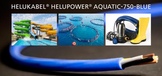 HELUPOWER AQUATIC-750-BLUE